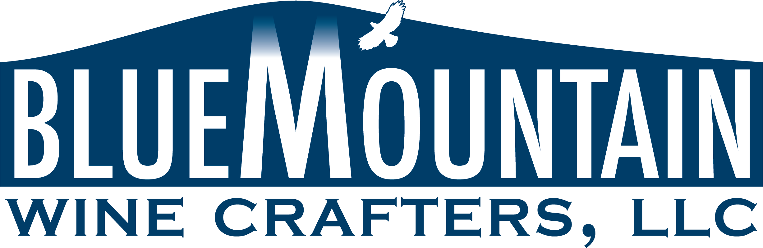 Blue Mountain Wine Crafters LLC Logo